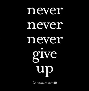 10 Kelemahan Manusia  M93never-give-up-winston-churchill-posters